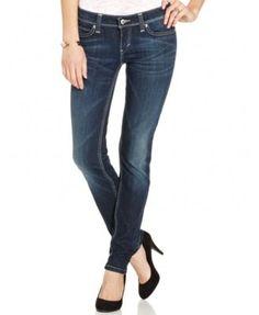 Levi's Juniors' Bold Curve Skinny Jeans