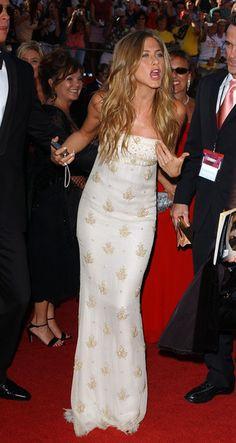 Jennifer Aniston Photos Photos - 56th Annual Emmy Awards. Shrine Auditorium, Los Angeles, CA. September 19, 2004. - 56th Annual Emmy Awards