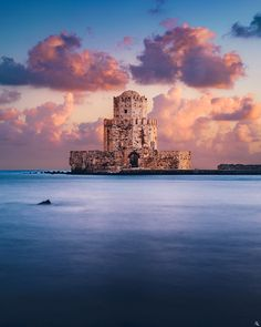 Methoni Castle, Methoni, Greece by Nickolas Koursioumpas / 500px