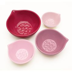 Chantal Graduated Bowl Set - Select Colors On Sale!