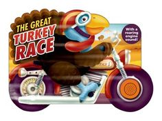 The Great Turkey Race - New in our Children's Library