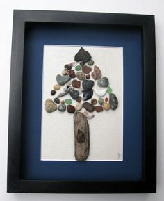 Unique Abstract Gift and Original Home Decor - Nature Lovers Art - Stone Art - Love Gifts on Etsy, $75.00 CAD