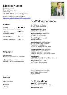 fashion resume objective resume objective example business