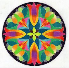 Chloé Metivier ~ Mandala