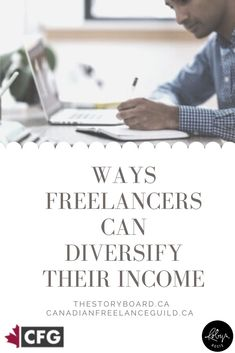 Many people are drawn to freelancing because of the lifestyle and career freedom it affords. However, the lack of stability can be stressful.  During this pandemic, some freelancers have watched their work shift or outright disappear, prompting an urgent need to find new ways to earn an income.  Even those who haven't noticed a significant impact on their workload are facing uncertainty, unsure if the work will continue.
