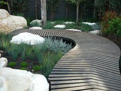 Daniel Piper's imaginative garden path (@ Melbourne International Flower and garden show 2011)