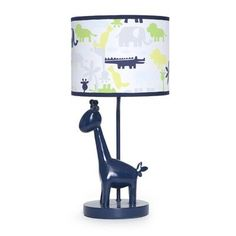 Carter's Safari Sky Lamp Base and Shade (Discontinued by Manufacturer) Sky Nursery, Nursery Themes, Nursery Decor, Nursery Ideas, Nursery Inspiration, Room Ideas, Giraffe Lamp, Giraffe Room, Sky Lamp