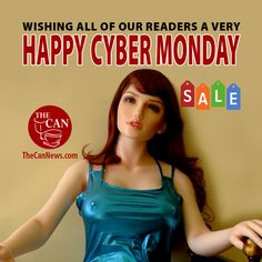 Wishing all of our readers a very Happy Cyber Monday!