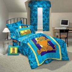 Scooby Tail Bedding for Kids