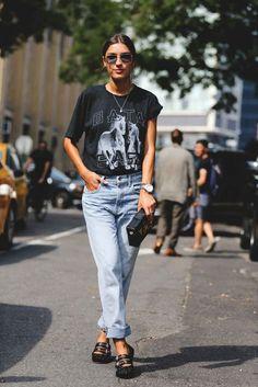Diese Streetstyles der New York Fashion Week wollen wir jetzt tragen We want to wear these street styles of New York Fashion Week now … New York Fashion, Daily Fashion, Fashion Week, Look Fashion, Fashion Photo, Fashion Outfits, Street Style Looks, Looks Style, Style Me
