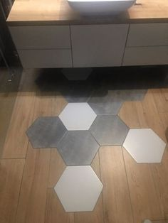 Znalezione obrazy dla zapytania płytki heksagonalne