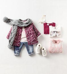 Shop by Look - Baby Girls - Kids | ZARA Portugal