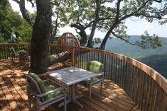Golden Eagle tree house at Primland Resort (Meadows of Dan, VA) Cabins In Virginia, Virginia Hotels, Virginia Vacation, Tennessee Vacation, Vacation Destinations, Dream Vacations, Vacation Trips, Vacation Spots, Vacation Ideas