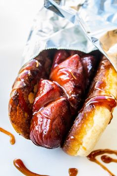 The Best Hot Dog You Will Ever Eat (JDawgs Special Sauce Copycat) from The Food Charlatan