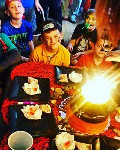 Naruto Birthday, Birthday Parties, Birthday Cake, Ariel, Party Ideas, Desserts, Food, Anniversary Parties, Tailgate Desserts