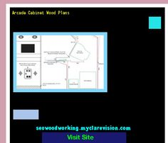Arcade Cabinet Wood Plans 102007 - Woodworking Plans and Projects!