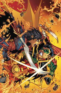 Teen Titans #4 - Jonboy Meyers