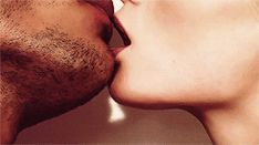 .. Oooh... I like this one... 'Sebastien parts his soft lips and I as I dip my tongue into his moist, warm mouth, he quickly closes over mine and sucks on me until I go weak at the knees.' J.L. Thomas 2014