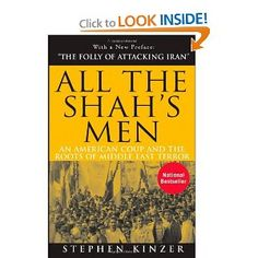 A thrilling narrative that sheds much light on recent events, this national bestseller brings to life the 1953 CIA coup in Iran that ousted the country's elected prime minister, ushered in a quarter-century of brutal rule under the Shah, and stimulated the rise of Islamic fundamentalism and anti-Americanism in the Middle East.