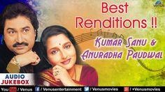 Best of Bollywood Kumar Sanu & Anuradha Paudwal Songs | Evergreen Hindi ...