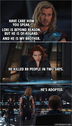 40+ Best Quotes from The Avengers