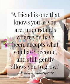 Friendship Quotes- Thank you Dear heart---my sis!