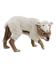 This Wolf in Sheep's Clothing