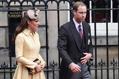 Catherine, Duchess of Cambridge and Prince William, Duke of Cambridge leave the Signet Library after lunch on July 5, 2012 in Edinburgh, Scotland. Prince William, Duke of Cambridge was installed into the historic Order of the Thistle in a ceremony in Edinburgh attended by the Queen and the Duke of Edinburgh.