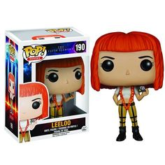Leeloo from The Fifth Element is coming soon! ETA October. #funkotree
