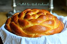 How to make a braided round challah for Rosh Hashanah