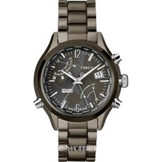 E-Women - TIMEX Mens Traveller Series World Time Watch T2N946
