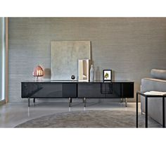 505 Sideboard by Molteni & C / Dada / Unifor Brands   505 is not just a wall…