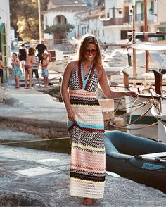 Cala Figuera: locally known as the little Venice of Mallorca  @ana_alcazar_fashion #AnaAlcazar #ANAholidays