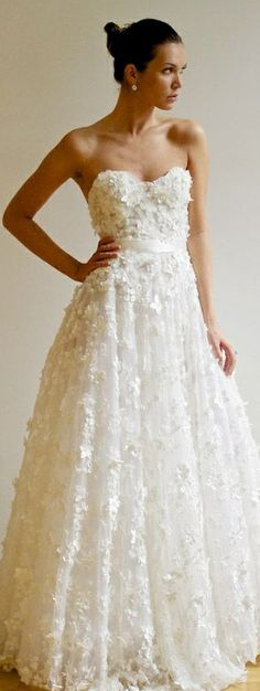 Francesca Miranda Wedding Dress <3