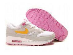耐克Air Max 1的基本运动鞋鞋便宜女装粉红色/灰色laboutique1990-1505201147商店耐克的Air Max TN 2015年官方在线!