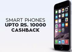 It is offering great discount and instant cashback on these mobiles like Apple iPhone, LG Nexus, Micromax, Microsoft and many more. Use Paytm Promo Code to avail  this offers and save large amount of money. The cashback amount will be credited to user's e wallet with 24 hours.