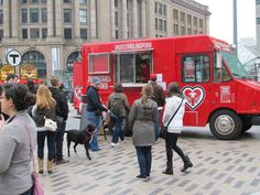 Food trucks? Yes or no?