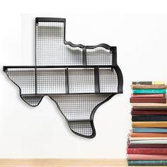 Stratton Home Decor Texas Wire Utility Wall Decor