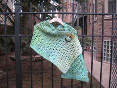 Ravelry: A Peaceful Shawl pattern by Jennifer Dickerson