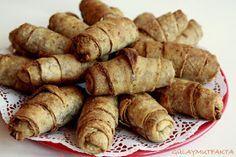 gülay mutfakta: Mercimekli Haşhaşlı Börek