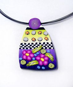 Pendant by Alice Stroppel   Flickr - Photo Sharing!