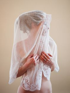 The Tale of the Modest Bride (who proves to be so wrong in her concept of what is modest, what is not----a veil alone does not necessarily indicate modesty, especially when not accompanied by other wedding garb!