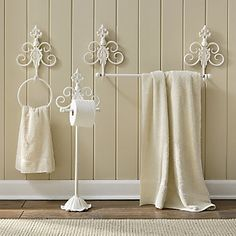 Define your bathroom with just the right shower curtain. Then add fun bath accessories, wall art and bathroom organizers. Buy Now, Pay Later with Seventh Avenue Credit. Bedding And Bath, Farmhouse Kitchen Decor, Shabby Chic Cottage, Home Decor, Bathroom Planner, Shabby Chic Bathroom Decor, Bath Accessories Set, Bathroom Accessories, Victorian Bath