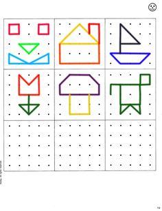 3 activités – My home homeschool Kindergarten Math, Classroom Activities, Learning Activities, Preschool Activities, Instructional Technology, Instructional Strategies, Creative Activities For Kids, Math For Kids, Geo Board
