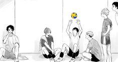 メディアツイート: みさこ(@co_ms_co)さん   Twitter Haikyuu Manga, Haikyuu Tsukishima, Kageyama Tobio, Haikyuu Fanart, Oikawa, Kagehina Cute, Miya Atsumu, Chibi Sketch, Bokuto Koutarou