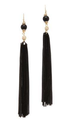 Club Monaco Jolene Tassel Earrings inspirations