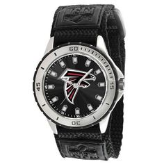Atlanta Falcons NFL Mens Veteran Series Watch