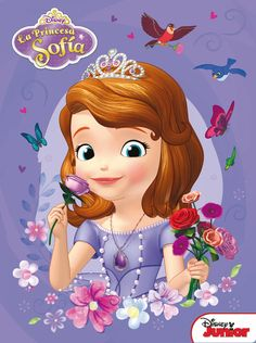Galería con las mejores imágenes de La Princesa Sofia la nueva joven y hermosa princesa Disney que esta cautivando a niños de todo el mundo.