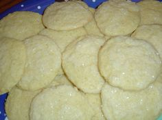 Egg Nog Sugar Cookies
