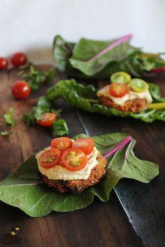 This Rawsome Vegan Life: MUSHROOM ONION YAM BURGERS: KEEPIN' IT REAL YO